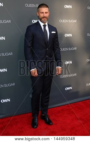 LOS ANGELES - AUG 29:  Greg Vaughan at the Premiere Of OWN's