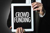 Crowd Funding poster