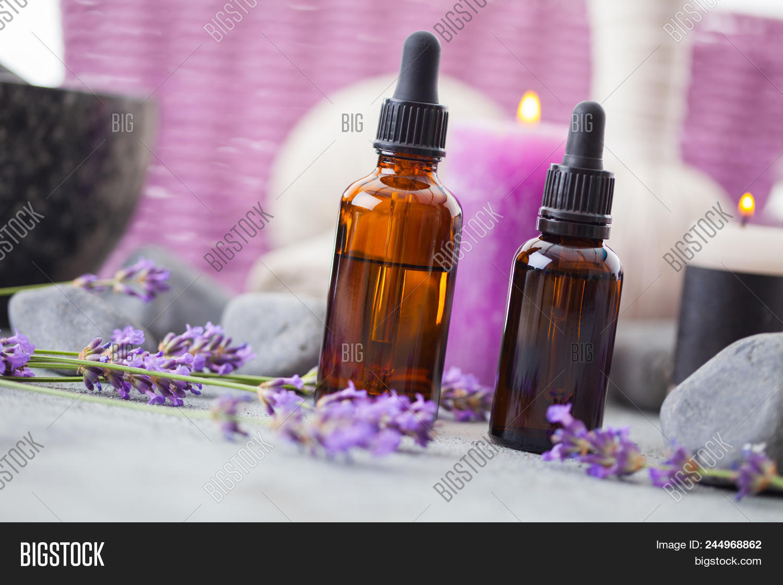 Bottle Aromatherapy Image Photo Free Trial Bigstock