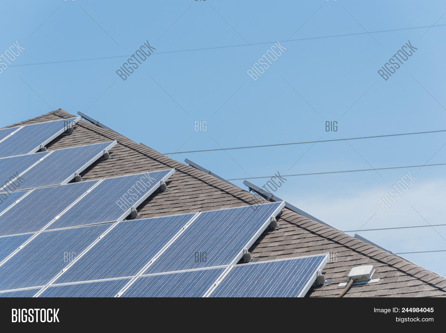 Rooftop Solar Panel Image & Photo (Free Trial) | Bigstock