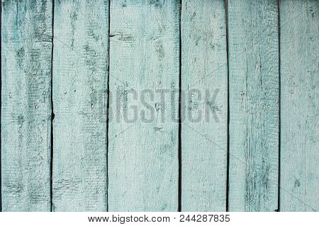 White Old Wood Texture Background Surface. Wood Texture Table Surface Top View. Vintage Wood Texture