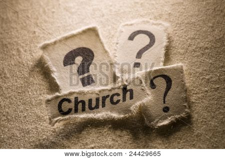 Questioning church