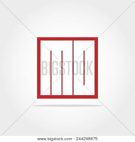 Initial Letter Mo Logo Template Vector Design