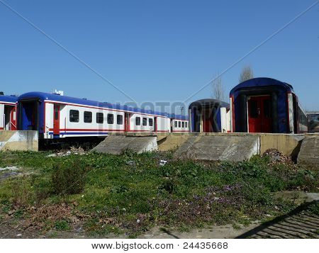 Turkish Trains