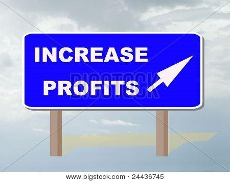 Increase profits