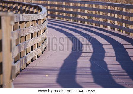 Walking Deck In Antigo