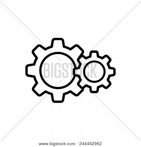 Action Vector Icon On White Background. Action Modern Icon For Graphic And Web Design. Action Icon S