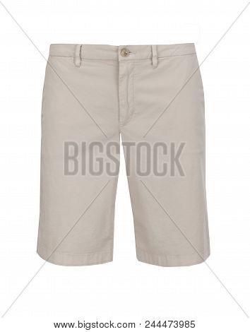Men's, Shorts. Isolated.