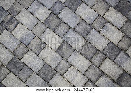 Floor Paved Pedestrian