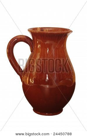 Dish  Stoneware Clay