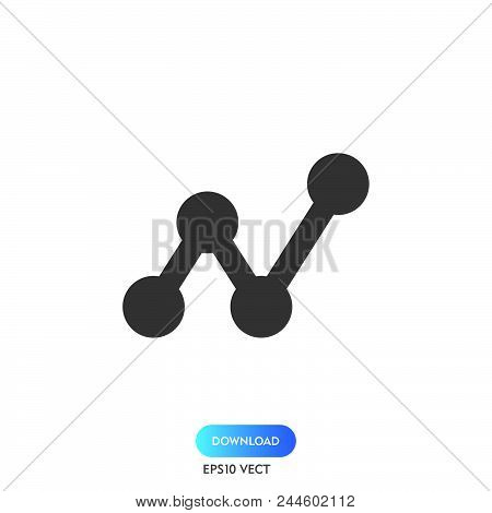 Network Icon Simple Vector Sign And Modern Symbol. Network Vector Icon Illustration, Editable Stroke