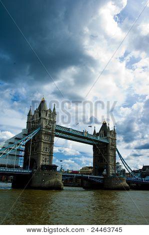 The London Bridge.