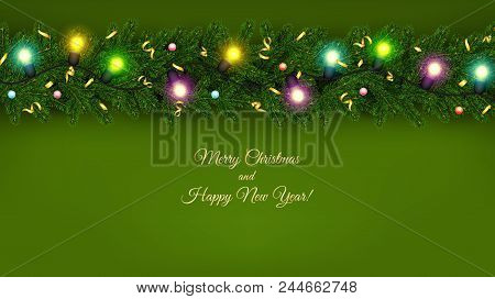 Christmas new year vector photo free trial bigstock