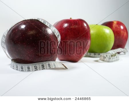 Health, Fitness And Vitality - Apples
