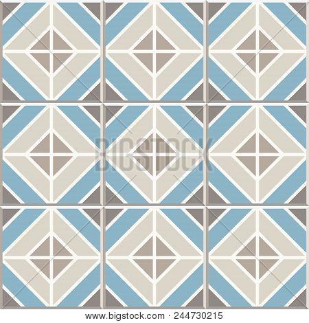 Ancient Floor Ceramic Tiles