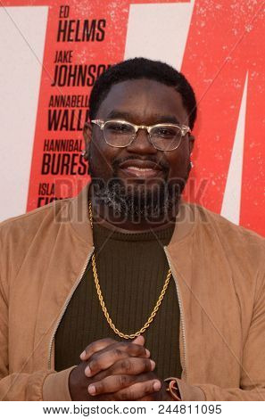 LOS ANGELES - JUN 7:  Lil Rel Howery at the
