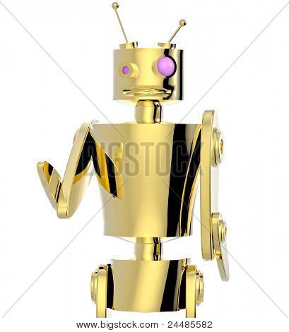 Robot -detective