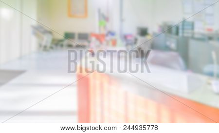 Blurred Office Backgrounds