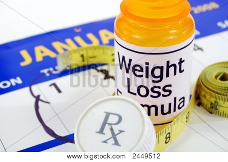 New Year'S Resolution: Medical Weight Loss