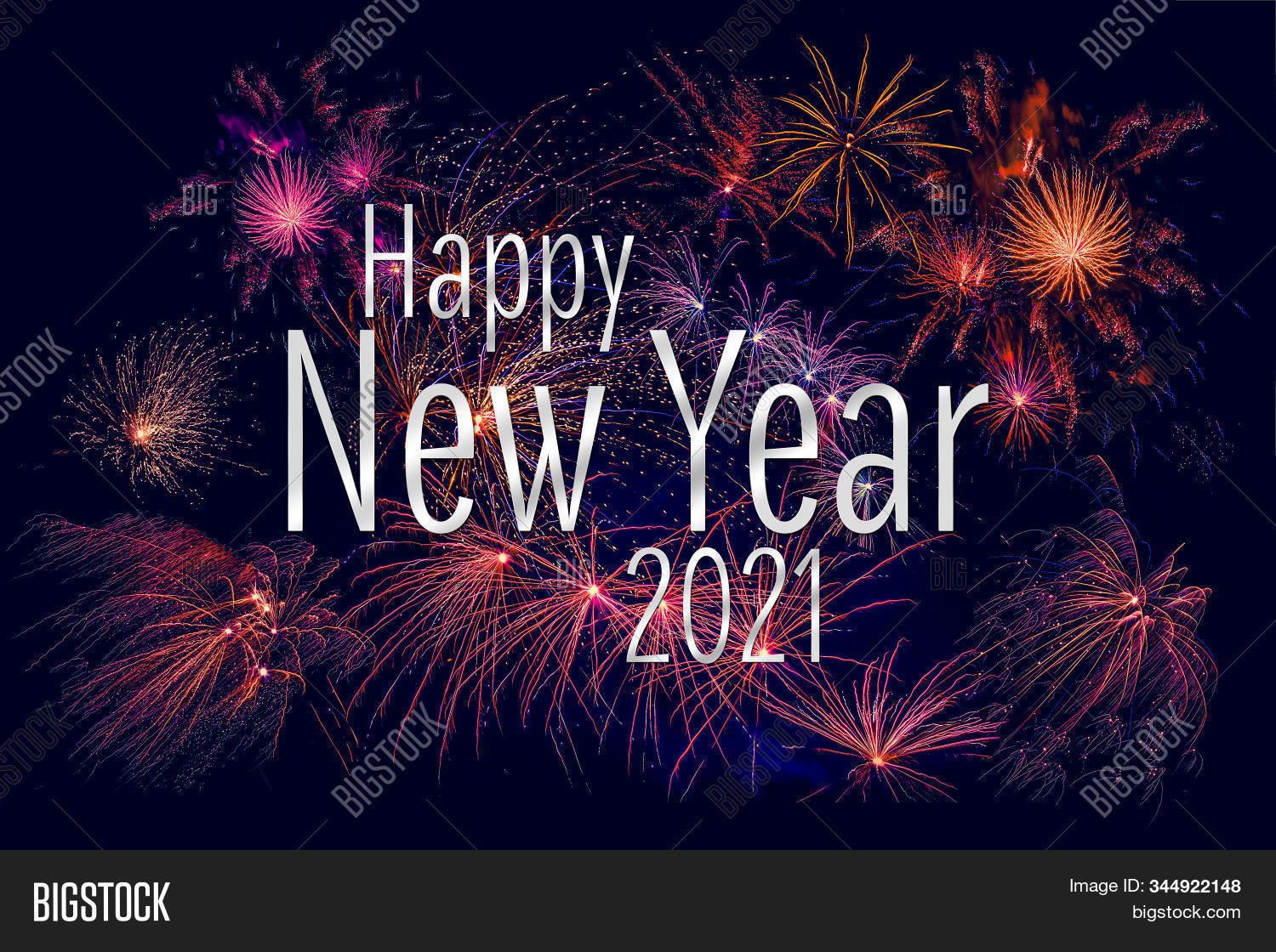 Happy New Year 2021 Image & Photo (Free Trial) | Bigstock