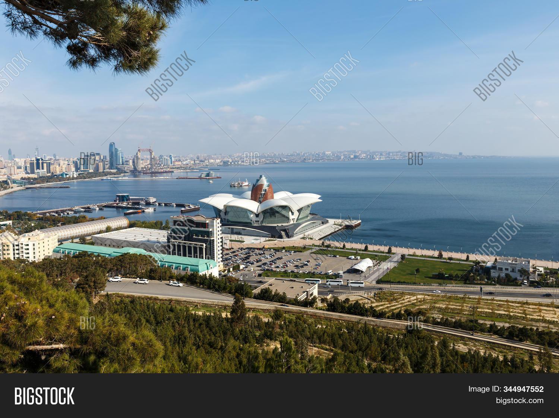 Baku Azerbaijan Image Photo Free Trial Bigstock