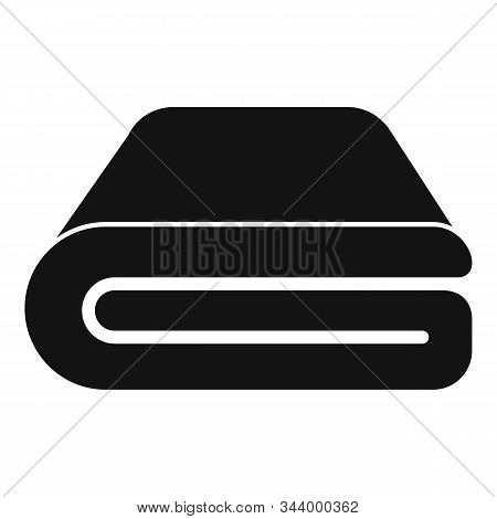 Wrap Blanket Icon. Simple Illustration Of Wrap Blanket Vector Icon For Web Design Isolated On White