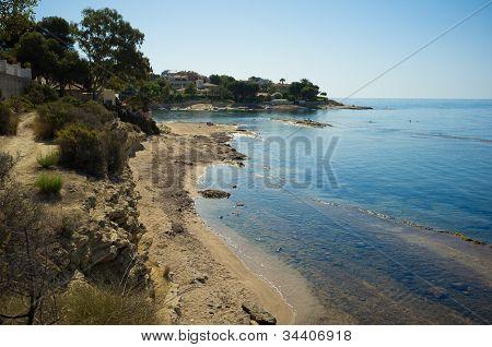 Cabo De Huertas Beach