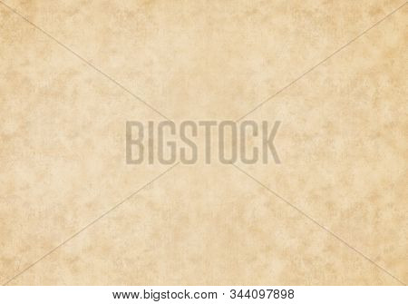 Abstract Grey Stained Paper Texture Background Or Backdrop. Empty Old Brown Paperboard Or Grainy Car