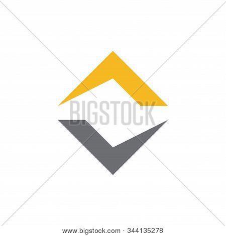 Initial Va And Av Abstract Logo Vector