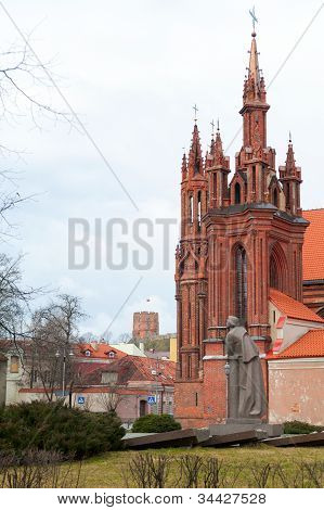 St. Anne's And Bernardinu Church