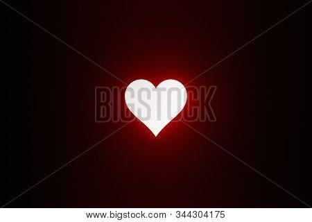 One Glowing Heart