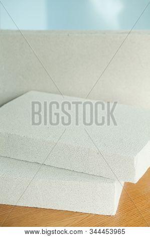 Lightweight Construction Brick. Lightweight Foamed Gypsum Block.