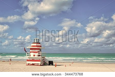Tour Of Miami Beach Colorful Lifeguard Towers. Quirky Iconic Structures. Lifeguard Towers South Beac