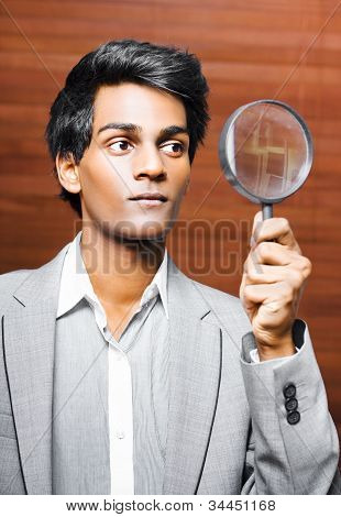 Business Audit Under A Magnifying Glass