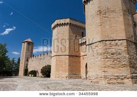 Costa Dorada Monastery Poblet Catalonia, Spain