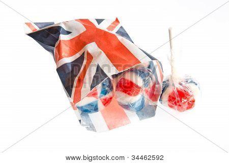 Patriotic Lollies