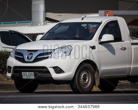 Private New Foton Tunland Pickup Truck.