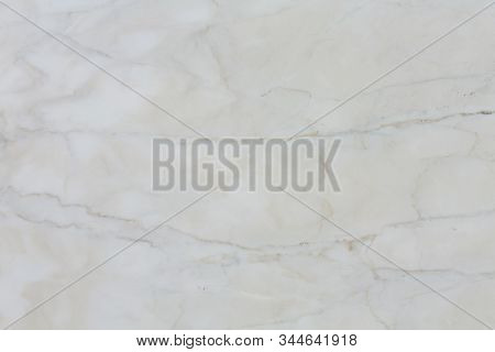 Abstract White Marble Texture Background, Precious Stone.