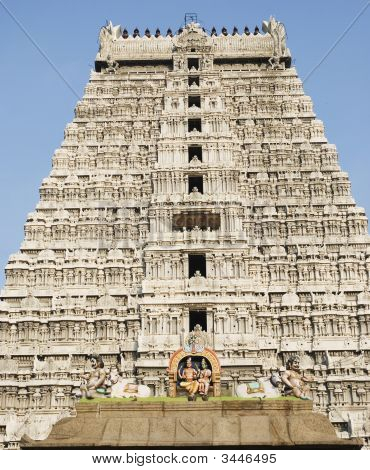 Shiva Temple, Thiruvannamalai, Tamil Nadu, India