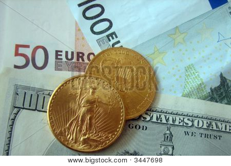 Euro Gold Dollar