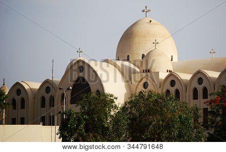 Archangel Michaels Coptic Orthodox Cathedral, Aswan, Egypt