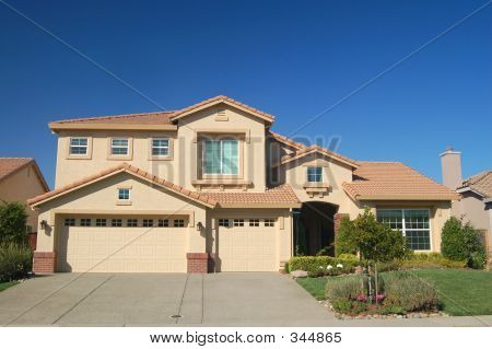 House In The Suburbs