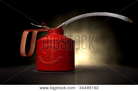 Burn The Midnight Oil