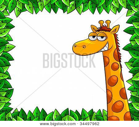 Giraff frame