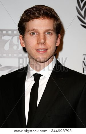 NEW YORK-JAN 6: Actor Stark Sands attends the New York Film Critics Circle Awards at the Edison Ballroom on January 6, 2014 in New York City.