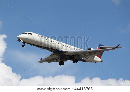 Delta Connection (comair) Bombardier Crj-701