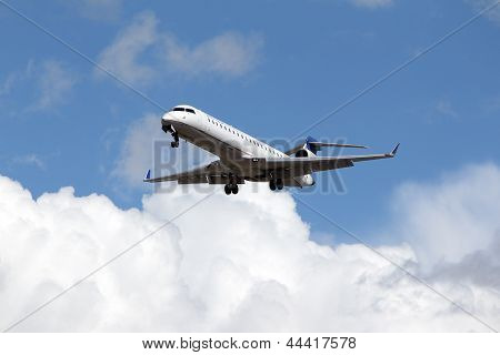 United Express (skywest Airlines) Bombardier Crj-701