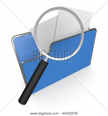 Concept Of Computer Data Search