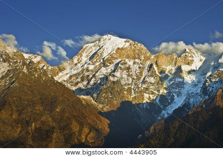 Himalayan Afternoon
