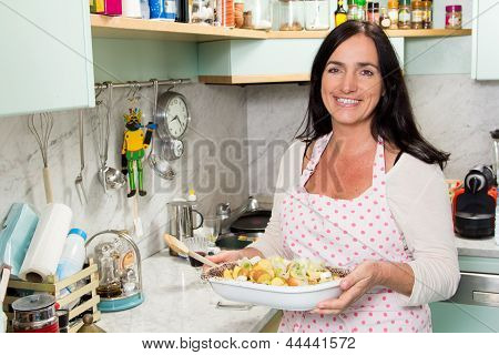 Pretty Woman Cooking